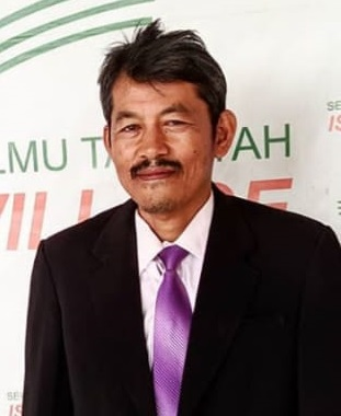 Gunaldi Ahmad, MA